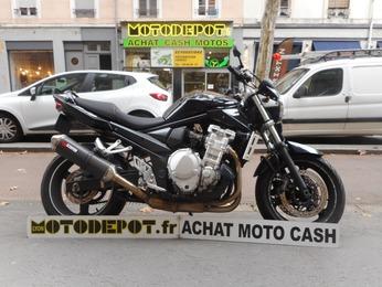 BANDIT 650 N SUZUKI NOIR